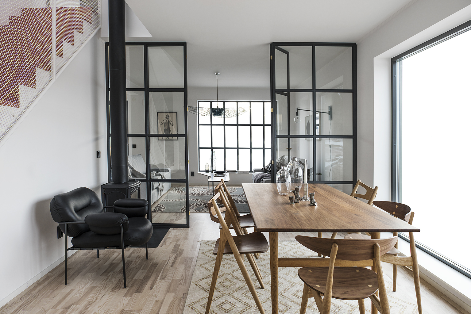 ... Mummy Cooking In The Kitchenu2026u2026 Here Is A Short Selection Of Some Of My  Fave Interiors. The Introductive Picture Is The Open Space Silighini  Divided With ...