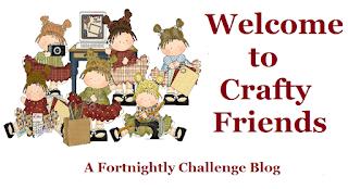 Crafty Friends Challenge Blog