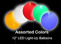 Balon Led Latex