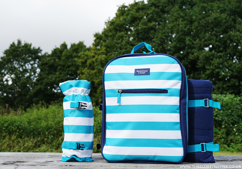Katie Jane Home - Coast 4 Person Picnic Backpack -Review & Giveaway