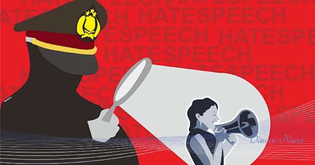 Tebar Kebencian di Sosial Media, 18 Orang Ini Ditangkap