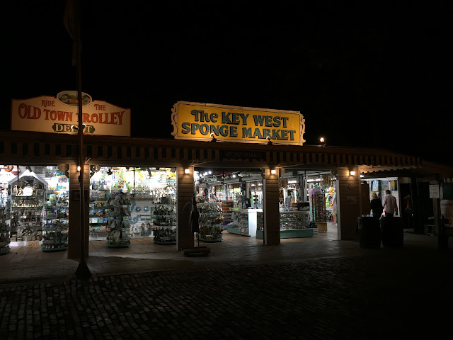 Sponge Market, Key West