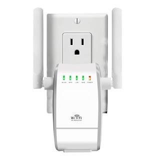 ripetitore segnale wifi antenna 300mbps andowl u5