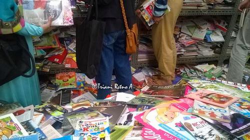 Perilaku pengunjung Gramedia Big Sale