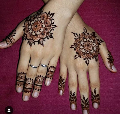 Latest Mehndi Design Beautiful Mehndi Designs