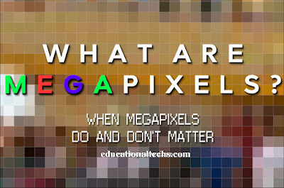 What are megapixels