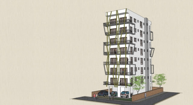 Home Plans in India: 5 Best Apartment Building Design by ...