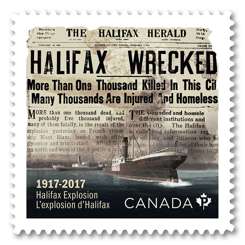 halifax explosion essay 'their spirits are here': the halifax explosion's untold story of mi'kmaw communities lost.