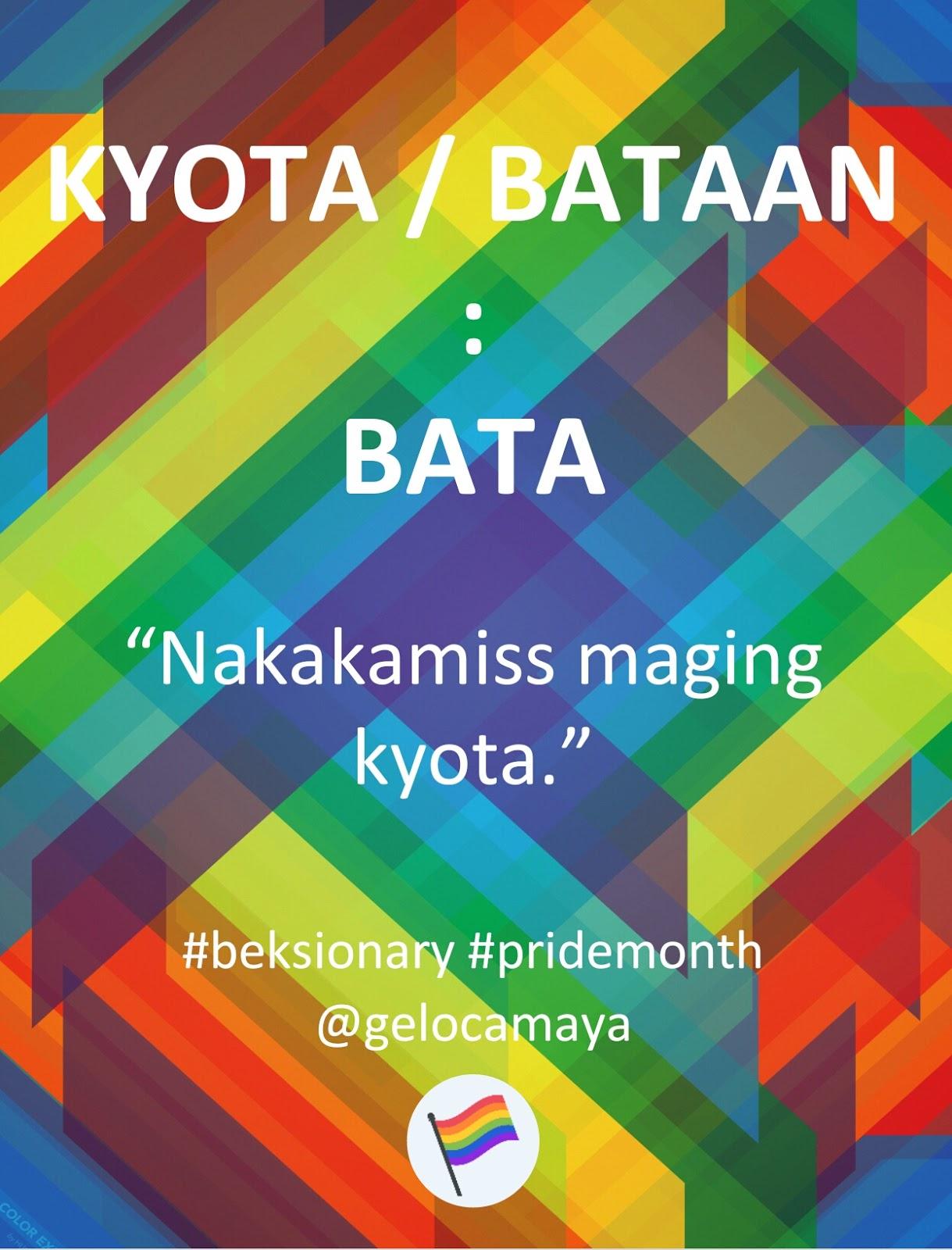 filipino gay language