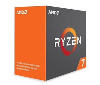 CPU AMD Ryzen 7 1800X