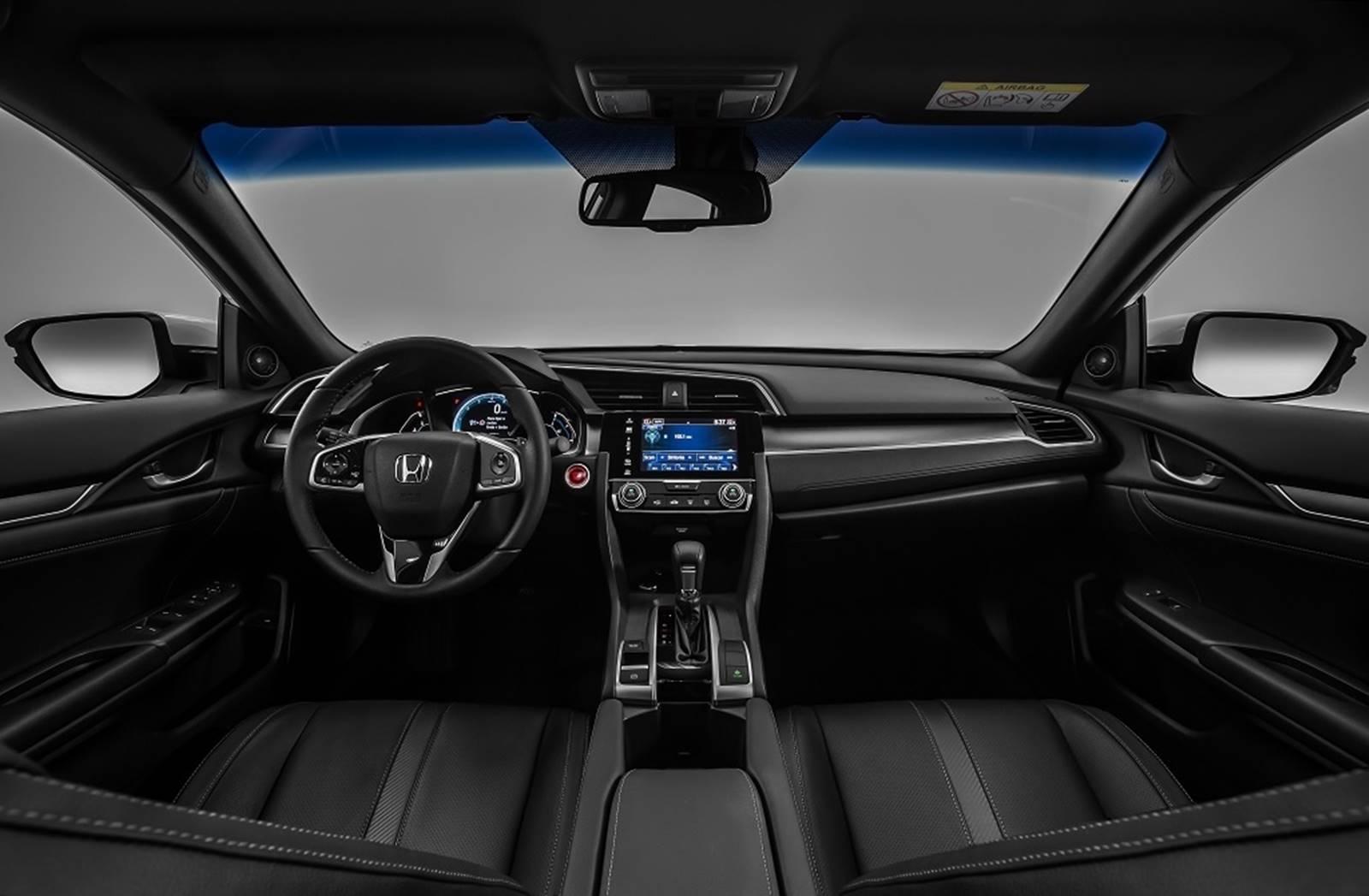 Honda Civic 2017 sel | Best new cars for 2018