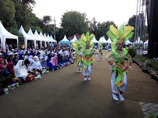 Festival Ramadhan di Banyuwangi.