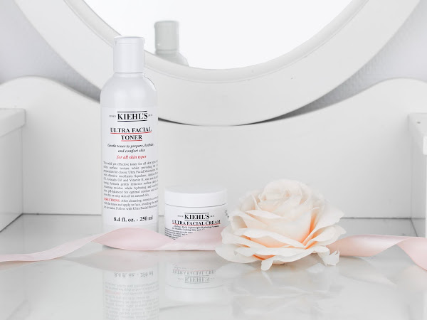 Kiehl's Ultra Facial Toner & Ultra Facial Cream