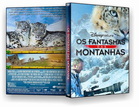 DVD – Os Fantasmas Das Montanhas 2019 – ISO