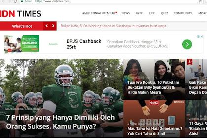 IDN Times Tempat Kongkow Millennials dan Gen Z Zaman Now