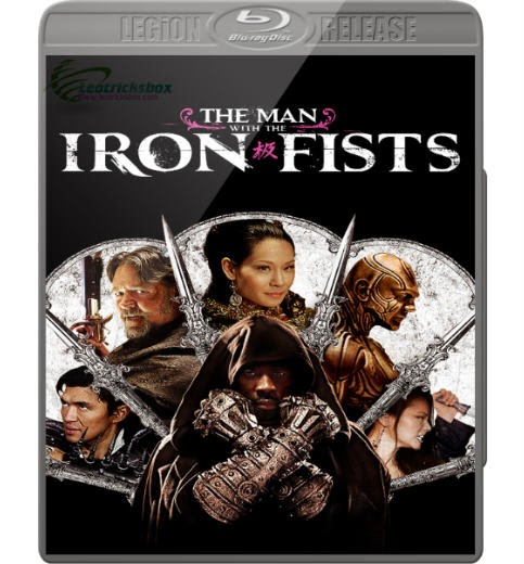 The Man with the Iron Fists (2012) 720p BRRip Dual-Audio
