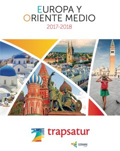 Catálogo de viajes trapsatur 2017 - 2018