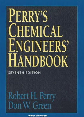 Perry's chemical Engineers handbook