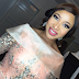 Photogist: Tonto Dikeh Puts Marriage Troubles Behind Her As She Steps Out For Friend's Wedding