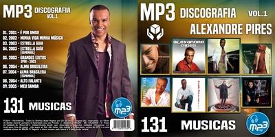 discografia de alexandre pires
