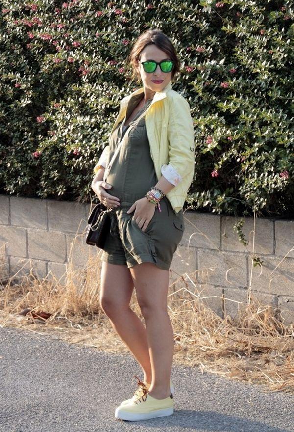 Outfits para premamá