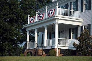 แบบบ้านสวยสไตล์ Colonial