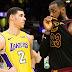 Lonzo Ball tiene todas las papeletas para salir de LA Lakers si llega LeBron