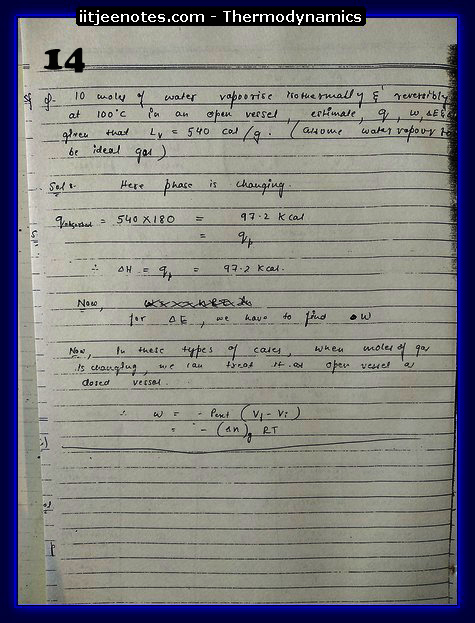 Thermodynamics chemistry3