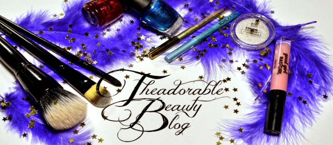 Theadorable Beauty Blog