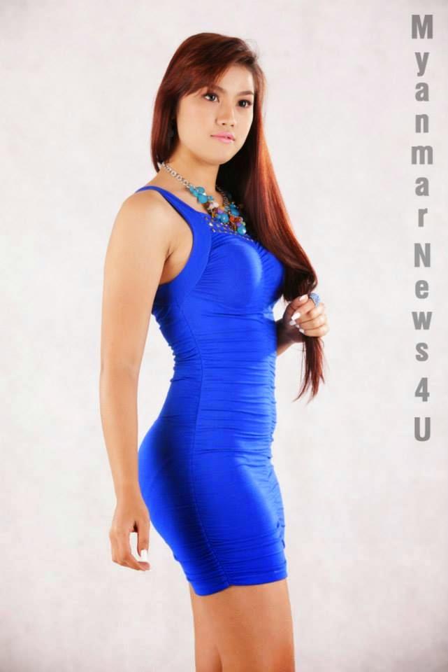 Myanmar Girl: Ei Chaw Po - Myanmar Hot Girl