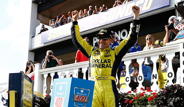 Matt Kenseth Pocono