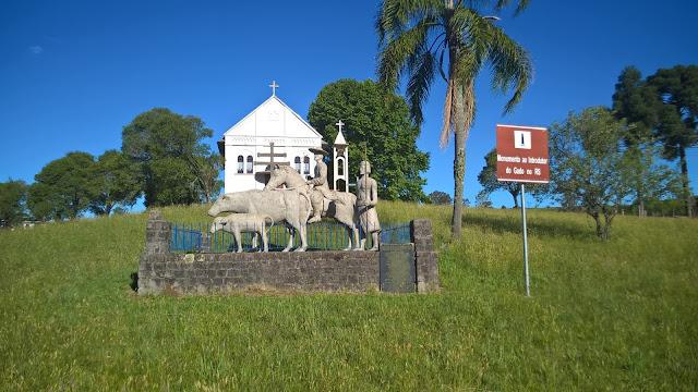 Monumento ao Padre Cristóvão de Mendonça