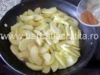 Tarta cu mere preparare reteta - aromam cu scortisoara