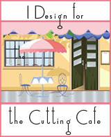 Diseño para THE CUTTING CAFE