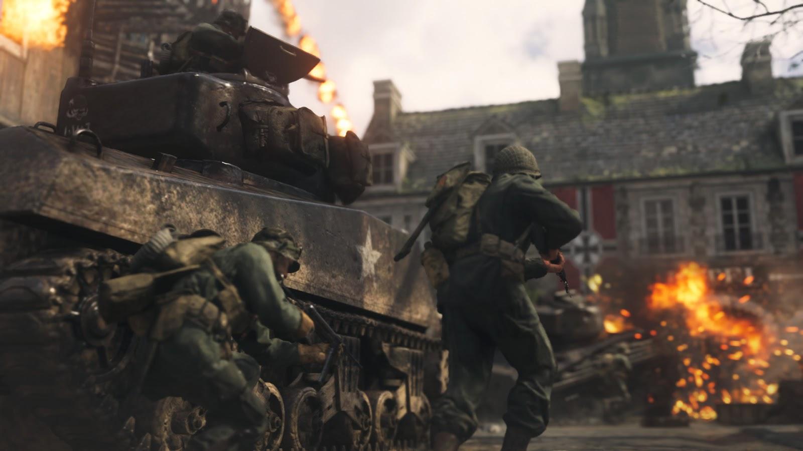 Call Of Duty WWII PC Full ESPAÑOL (RELOADED) + REPACK 14 DVD5 (JPW) 5