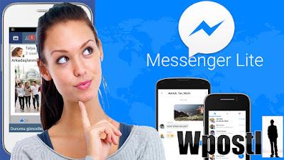 يمكنك التواصل مع الأشخاص بشكل سريع ومجانًا بفضل Messenger Lite. يتميز هذا الإصدار البسيط من Messenger بسرعة أكبر واستهلاك بيانات اتصال أقل والعمل مع كل حالات شبكة الاتصال... شرح البرنامج عبر الفيديو التالي فرجة ممتعة .