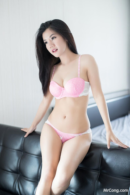 Hot girls Thai porn model Phetrada Jinaklung 8