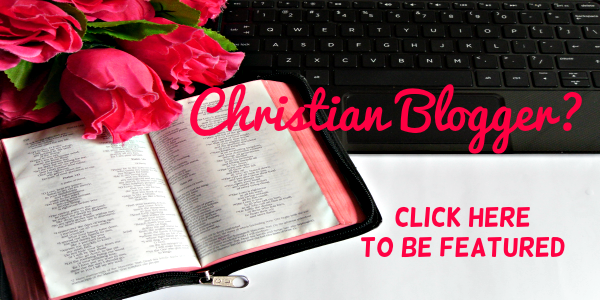 Christian blogger ad