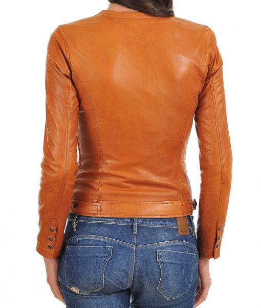 Jaket Kulit Wanita JKW 008