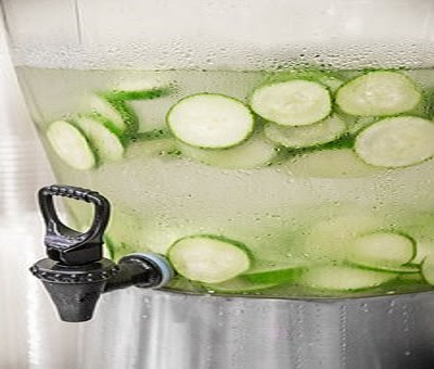 cucumber water, nutrion, health, cucumber, water