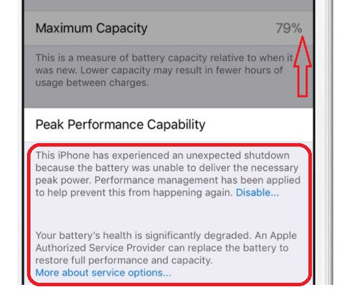 fix slow iPhone