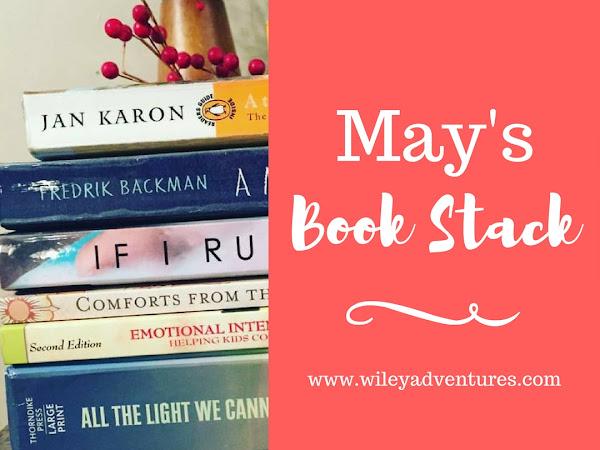 May's Book Stack