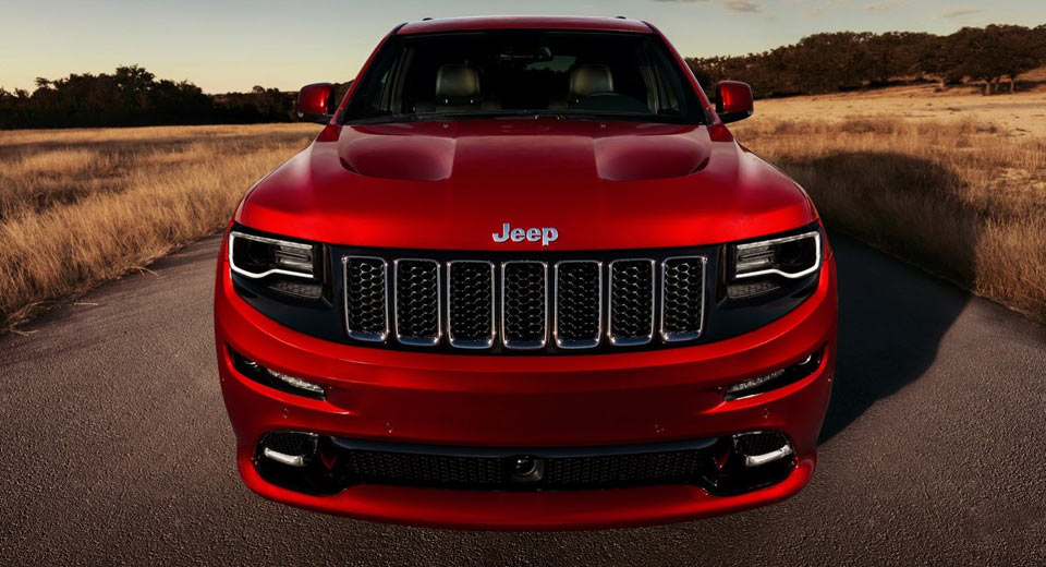 Jeep Grand Cherokee Trackhawk To Get Hellcat Power In New York