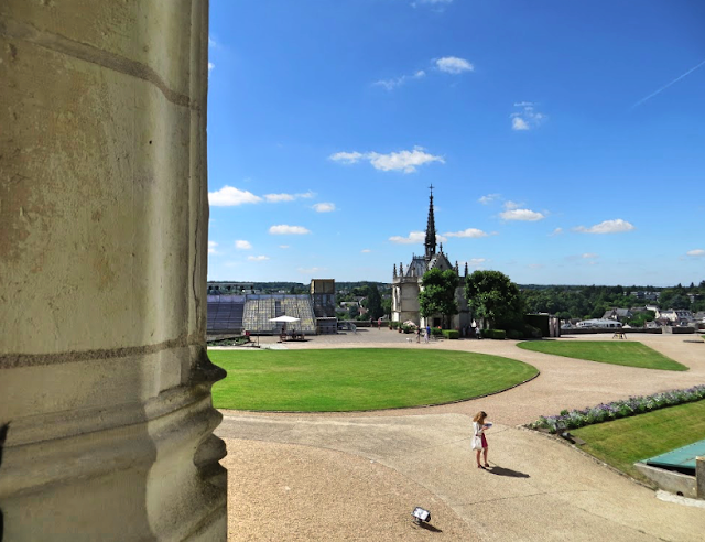 Royal Palace of Amboise, France