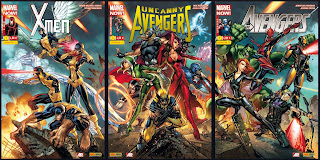 super pouvoirs les covers marvel now