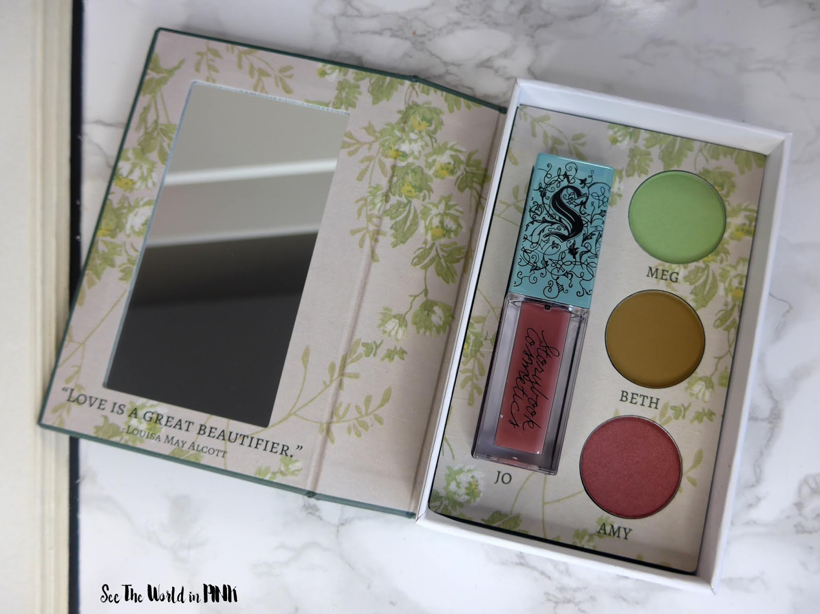 Storybook Cosmetics Book Club Subscription Box