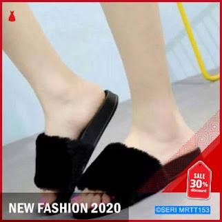 MRTT153S24 Sandal Slop Bulu Keren 2020 BMGShop