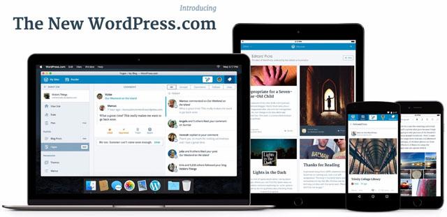 WordPress перезапускается с нуля