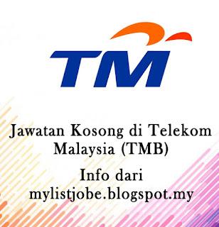 Telekom Malaysia Berhad (TMB)