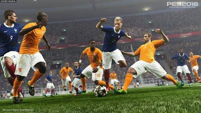 Game World 4U: Pro Evolution Soccer (2016) Pc Game